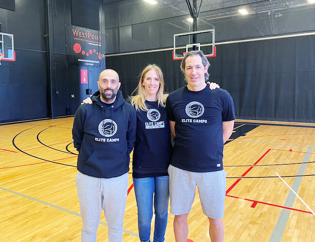 Owners of Elite Basketball Media