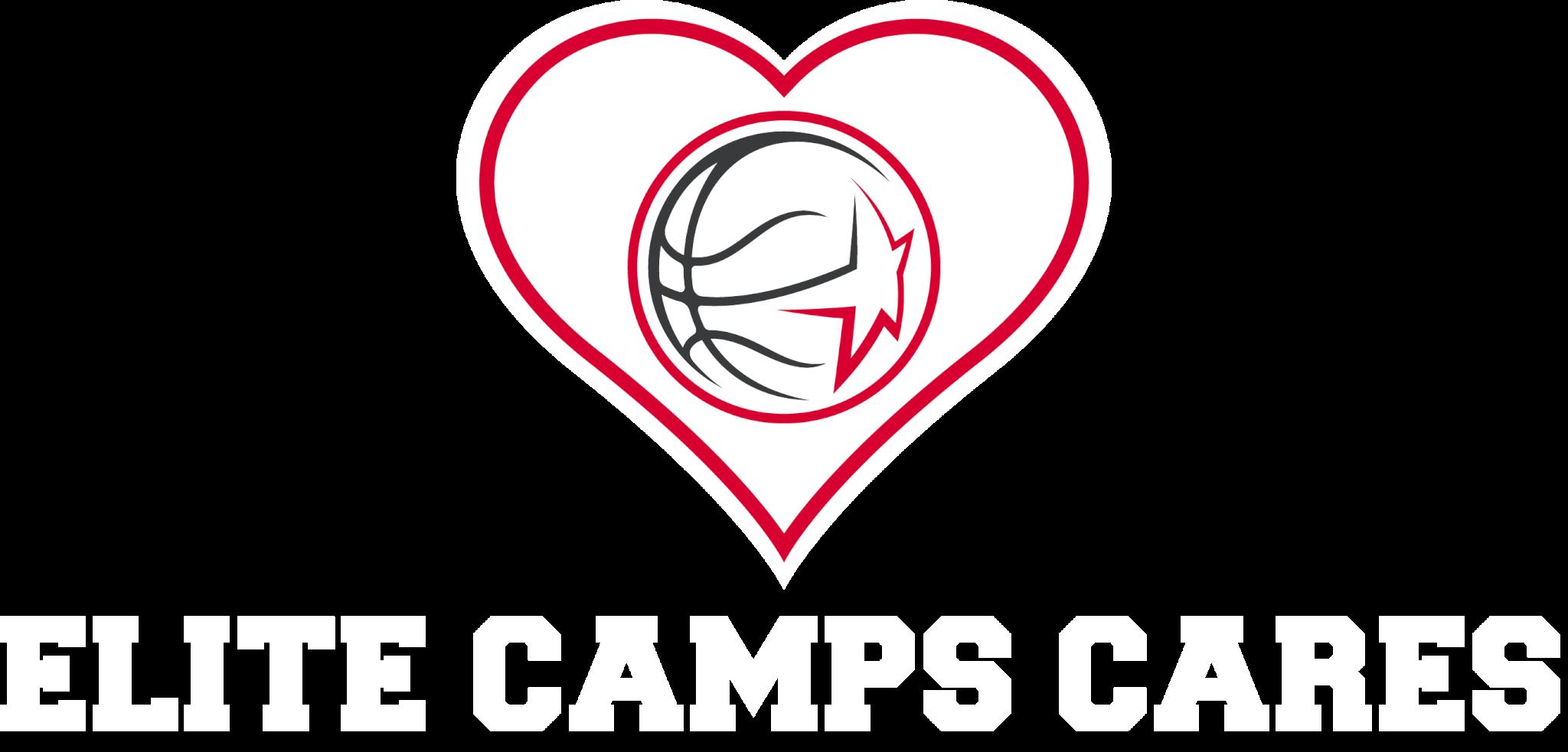 Elite Camps Cares Logo